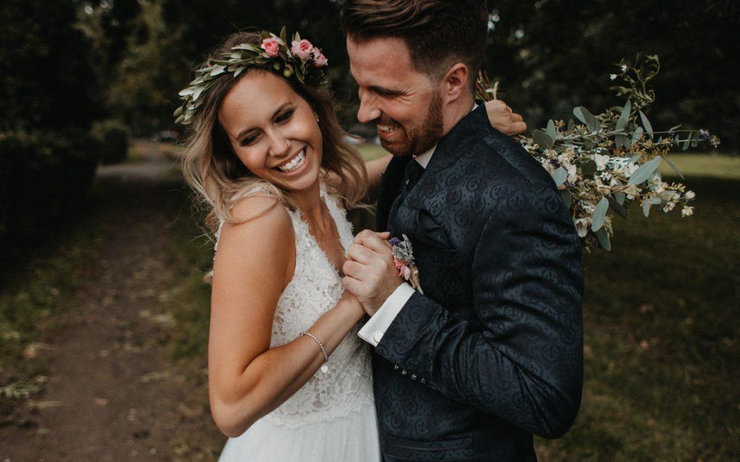Eva & Matthias – Eine Bohohochzeit auf einem Rittergut