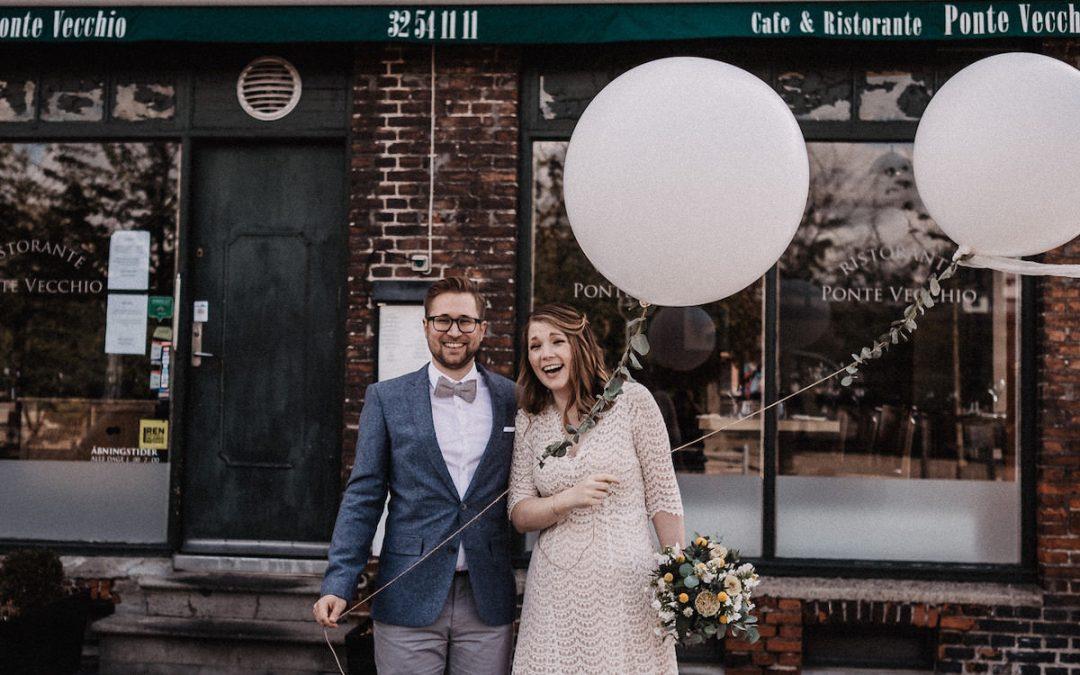 Katha & Basti – Marry me in Copenhagen!