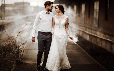 Industrial Spring – Eine Inspiration für Industrial Hochzeiten im Frühling