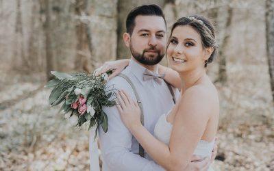 Spring in my heart – Eine zarte Hochzeitsinspiration im Frühling