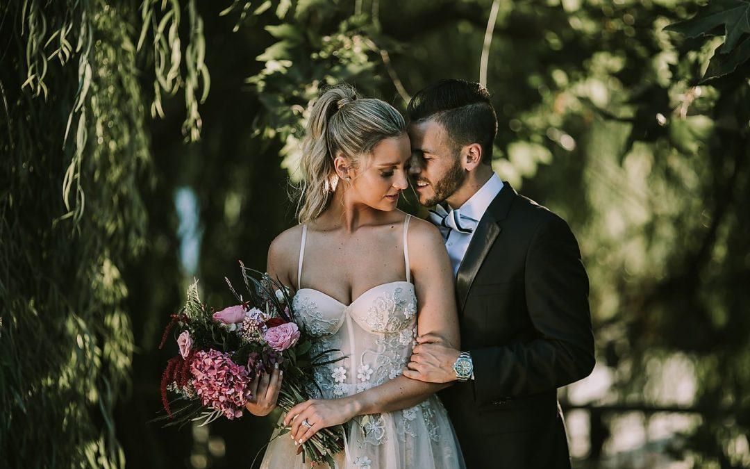 Maya & Leraan – Eine atemberaubende Hochzeitsfeier in Israel