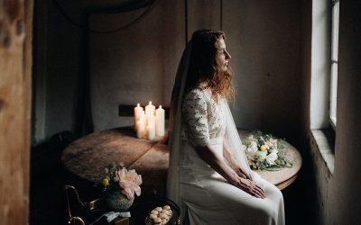 Die zweite große Liebe – Eine romantische Bridalstyle Inspiration