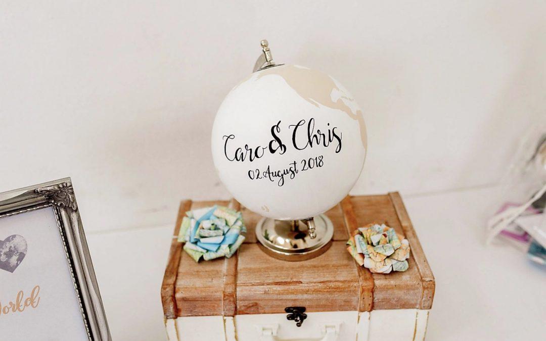 Caro & Chris – Eine standesamtliche Hochzeit im Travellook