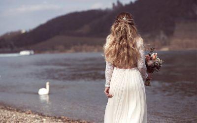 Bohemian Geode Wedding – Eine kristallene Hochzeitsinspiration