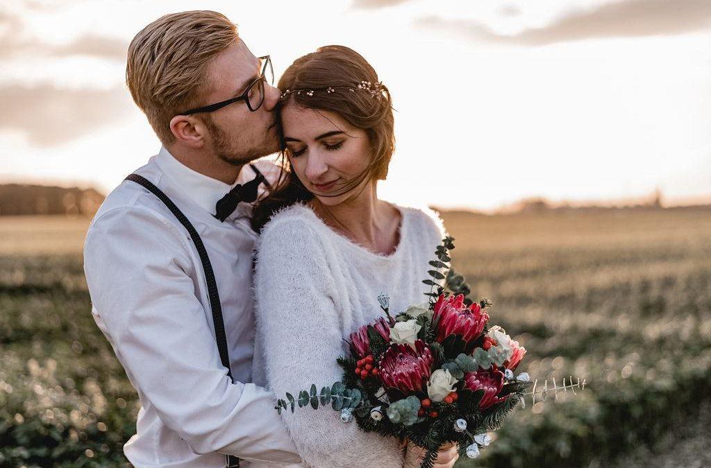 Zwischen den Jahreszeiten – Ein Couple Shooting im Frühjahr
