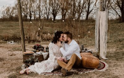 Hippie Love – Inspiration eines Elopements im Boho-Hippie Look