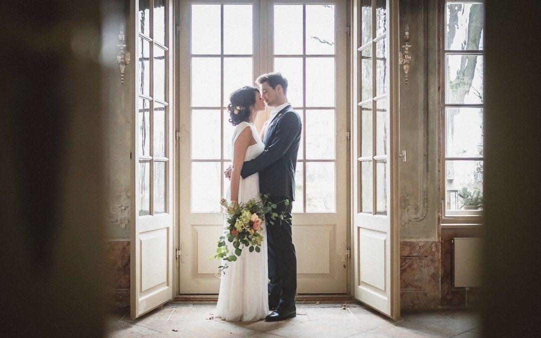 Hidden garden – Inspiration für Hochzeiten im romantischen Garden Style