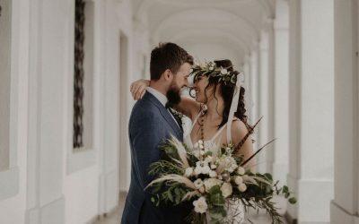 Tamara & Julian – Inspiration eines bohemian Couple Shootings im Frühling