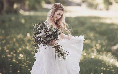 Waldfee – Eine zarte Bridalstyle Inspiration