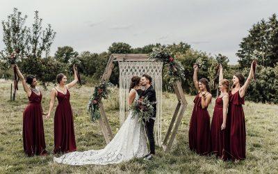 Bohemian Lovestory – Inspiration für sommerliche Bohohochzeiten samt Elopement