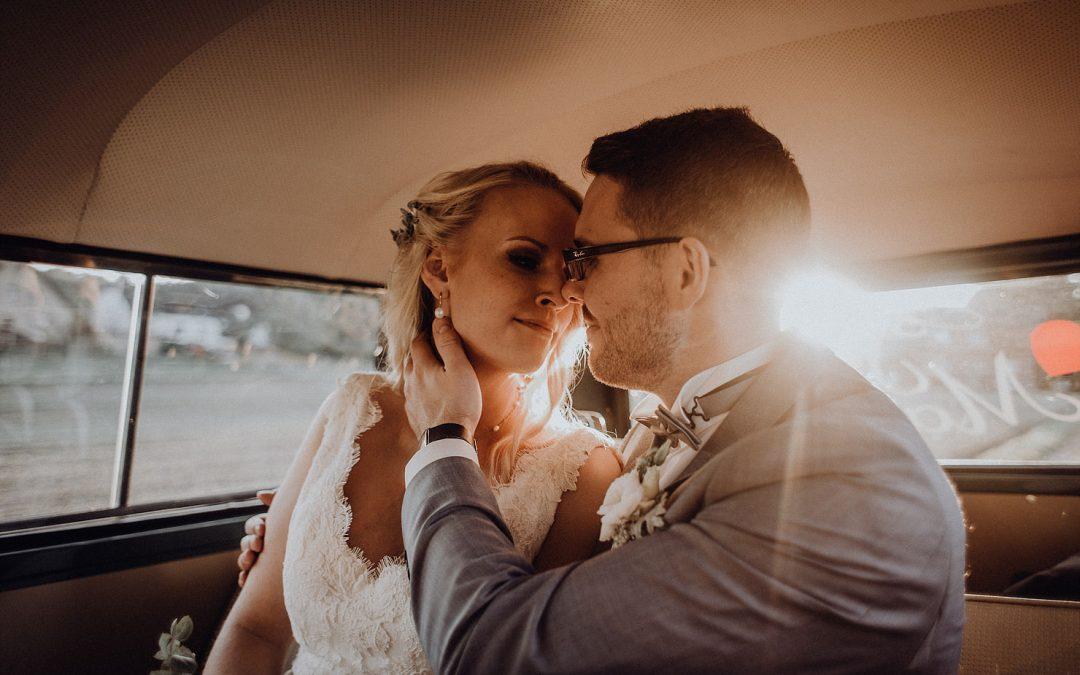 Nora & Fabian – Eine Herbsthochzeit mit kirchlicher Trauung