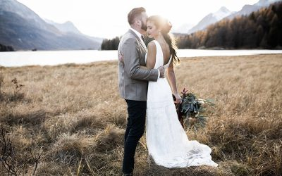 Elopement Indian Summer – Inspiration eines herbstlichen Elopements im Indian Summer Stil