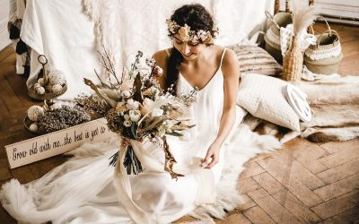 Wild & free – Eine ethnical Bridalstyle Inspiration