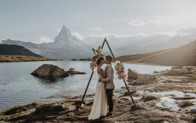 Joanne & Rimmon – Ein After Wedding Shooting am Stellisee