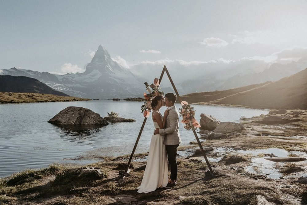 Joanne & Rimmon – Ein After Wedding Shooting am Stellisee