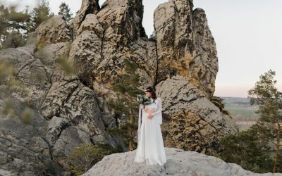 Crowned with Crystal – Eine Bridalstyle Inspiration im Harz