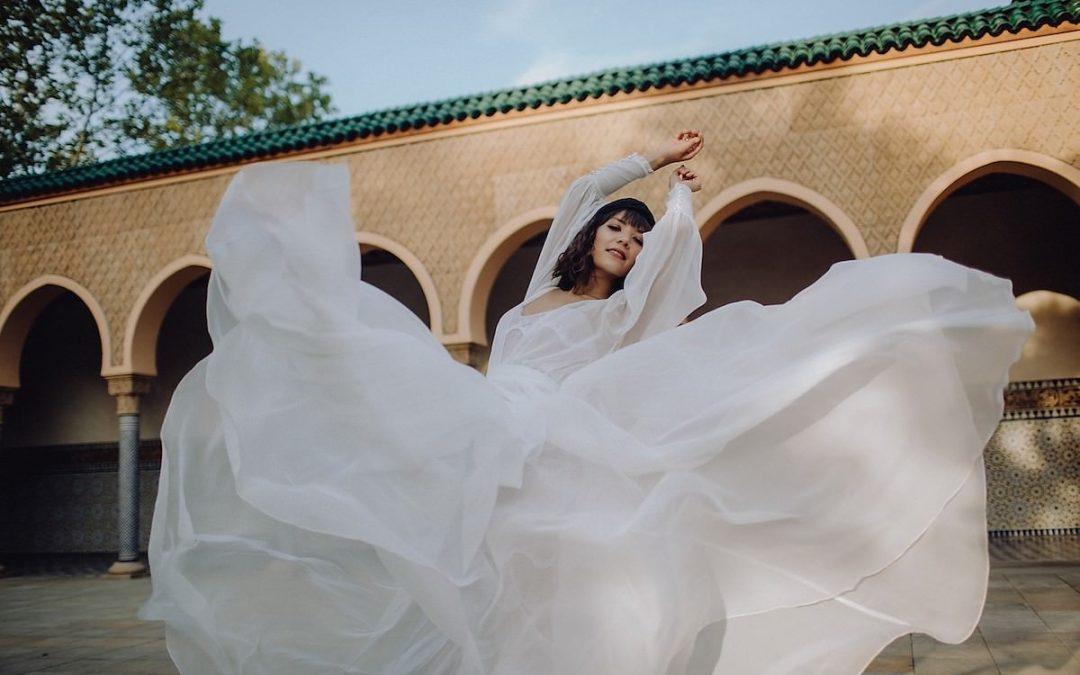 Whole Wide World – Ein magisches Bridal Editorial mit Trockenblumen