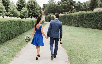 Alina & Norbert – Eine Standesamtliche Trauung im Schloss Belvedere