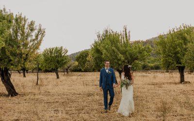 Laura & Krissi – Eine kirchliche Traumhochzeit auf Mallorca