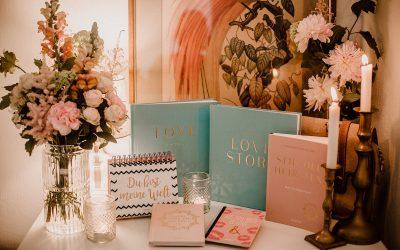 Love is in the air – Liebevoll gestaltete Produkte von Lieschen heiratet