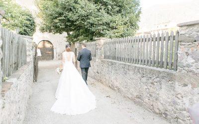 Verena & Moritz – Eine Hochzeit zwischen Weinbergen & Schlossmauern in Südtirol
