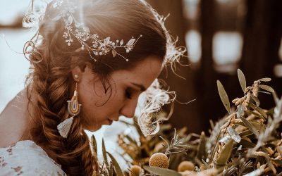Sunny Bride – Bridalstyle Inspiration in zartem Gelb