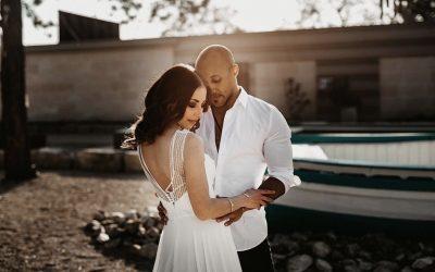 Andalusian Wedding – Moderne Inspiration einer mediterranen Bohohochzeit