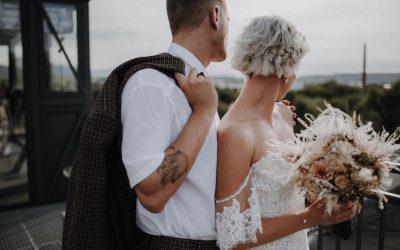Urban Wedding with a twist – Eine urbane Hochzeitsinspiration mit dem gewissen Etwas