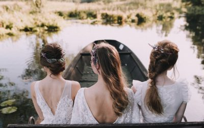 Magic Spree Forest – Eine romantische Bridalstyle Inspiration