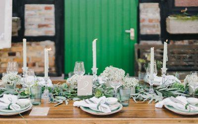 Flourish Blossom – Ein blühendes Hochzeitskonzept mit rustikalem Charm