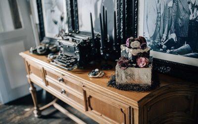 Rustic Gatsby – Inspiration einer rustikalen Gatsby Hochzeit