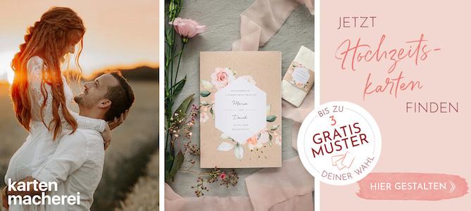 Hochzeitspapeterie, Kartenmacherei