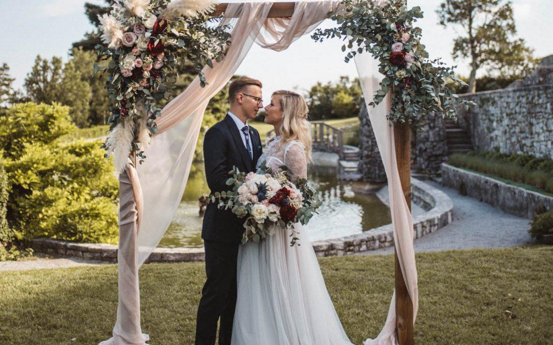 Jasna & Matic – Eine magische Hochzeit in Slovenien mit toskanischem Flair