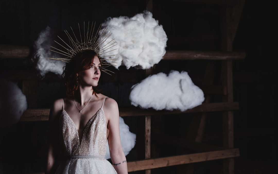 Where the moon and sun whisper softly – Eine Dreamy Bridalstyle Inspiration