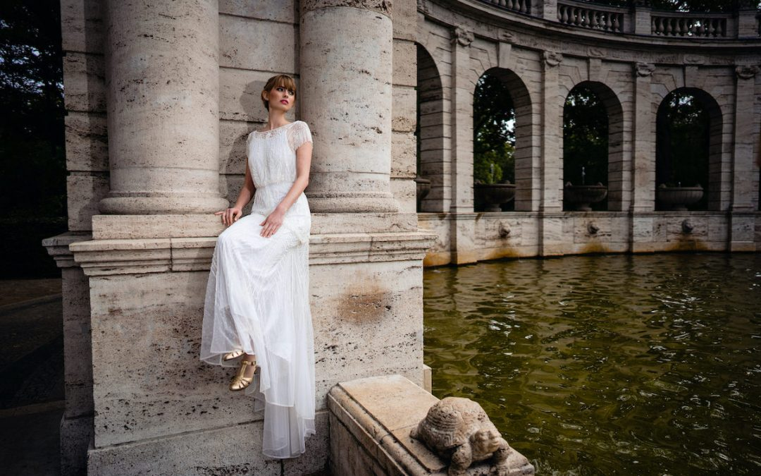 Tilda Knopf Bridal – Die Brautmoden Kollektion 2020 'Dazzling Dreams'