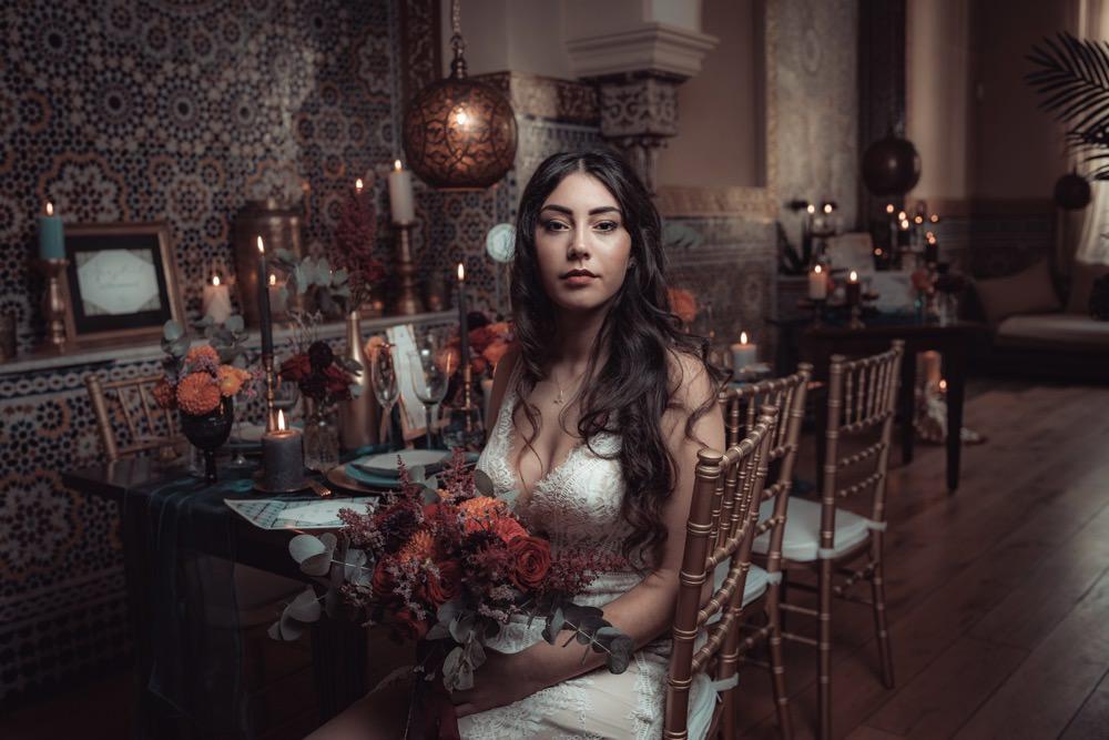 Modern Moroccan Wedding – Eine Hochzeitsinspiration im modern-marokkanischen Stil