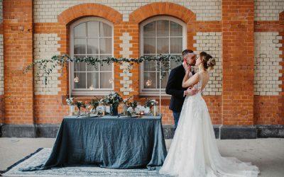 Classic Blue – Eine Hochzeitsinspiration in der Pantone Farbe 2020