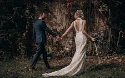 Marina & Vitalis – Eine magische Vintagehochzeit im Schloss Burgpreppach