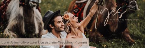 Hochzeitsplaner, Julia Leifheit, Yes Wedding Day Management