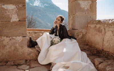 Vamp me up – Eine elegante Bridalstyle Inspiration mit rockigem Twist
