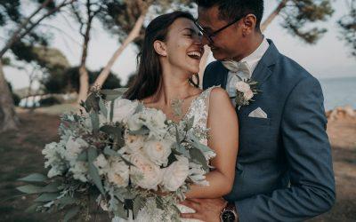 Salomé & Dominique – Eine bohoinspirierte Mallorca Hochzeit