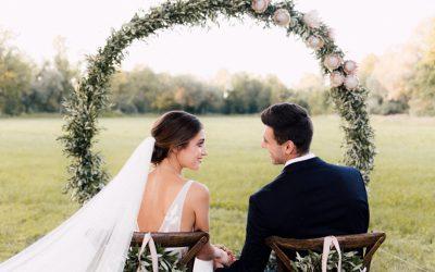 Sage Elegance –  Eine Hochzeitsinspiration in der Farbe Sage Green mit exotischen Highlights