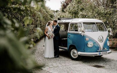 Klara & Igor – Eine romantische Sommerhochzeit im Vintagestil in der alten Gärtnerei