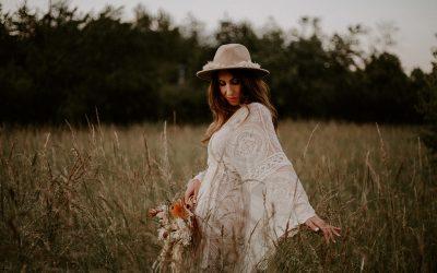 Boho and Wild Flowers – Eine Bridalstyle Inspiration im Grünen