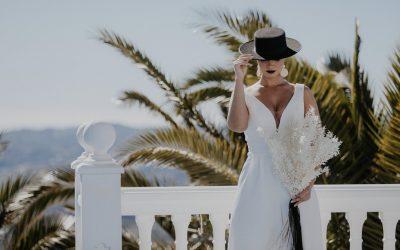 Andalusian Bridalstyle Inspiration – Mediterraner Glam trifft schlichte Eleganz