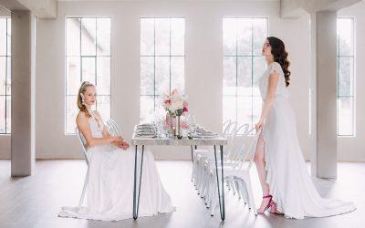 Candy Crush – Eine elegante Inspiration für moderne Hochzeiten in Pink, Blush & Rosa
