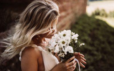 Modern Simplicity – Eine moderne Bridalstyle Inspiration voller Leichtigkeit