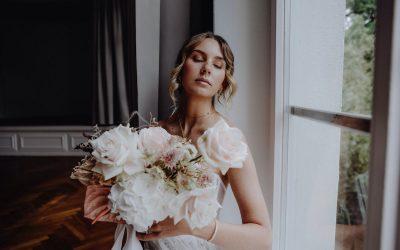 Soft White – Eine Inspiration für romantische Hochzeiten in zartem Weiß