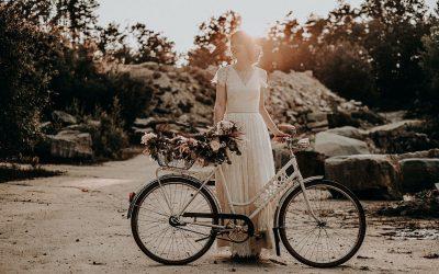 Vintage love with a soft touch of Boho – Eine Inspiration für Vintagehochzeiten mit Leichtigkeit
