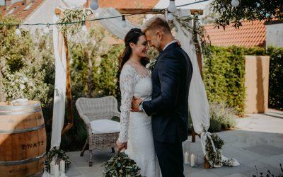 Rustical Provence Wedding – Inspiration einer Sommerhochzeit im modern-klassischem Chic und rustikal-provenzalischem Flair